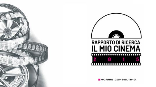 """Rapporto di Ricerca """"Il Mio Cinema"""""""