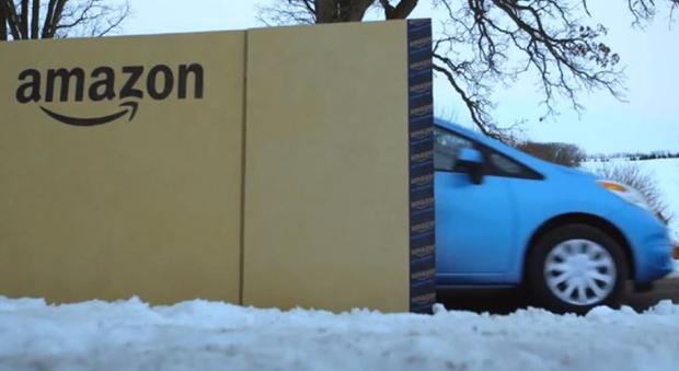 Amazon prosegue il suo ingresso nel settore automotive