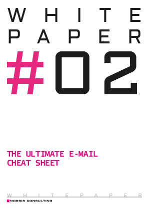 Email Cheat Sheet pdf