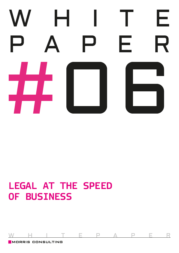 Legal at the Speed Of Business pdf